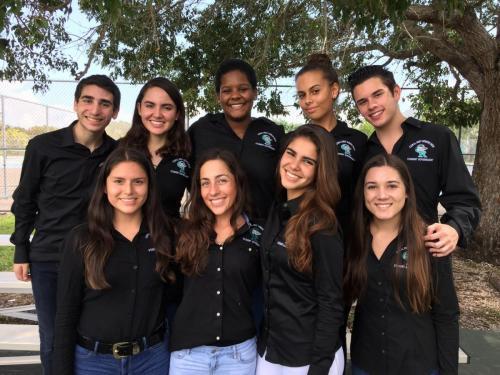 Jr Class Officers